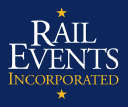 Rail Events Inc logo icon