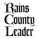 Rains County Leader On-Line Publication logo