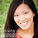 Raising Whasians logo icon