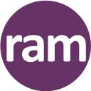 Ram Infotechnology logo icon