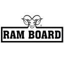 Ram Board logo icon