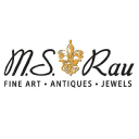 M.S. Rau Antiques logo icon
