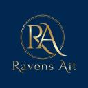 Ravens Ait Island logo icon