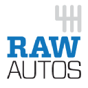 Raw Autos logo icon