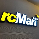 Rc Mart logo icon
