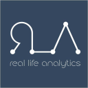 Real Life Analytics logo icon