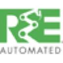 R&E Automated logo icon