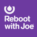 Reboot With Joe logo icon