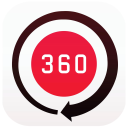 Record360 logo icon