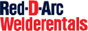 Red D Arc logo icon