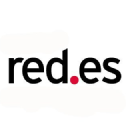 Red logo icon