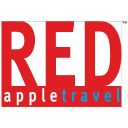 Red Apple logo icon