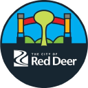 The City Of Red Deer logo icon