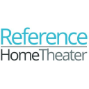 Reference Home Theater logo icon