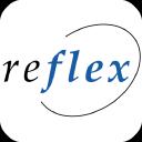 De Reflex Online logo icon