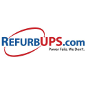 Refurb Ups logo icon
