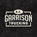 R. E. Garrison logo