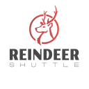 Reindeer Shuttle logo icon
