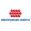 The Reinforced Earth Company logo