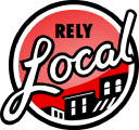 Rely Local logo icon