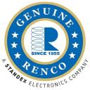 Renco Electronics Company Logo