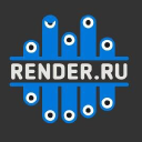 Render.Ru logo icon