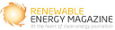 Renewable Energy Magazine logo icon