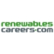 Renewables Careers logo icon