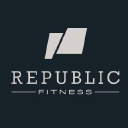 Republic Fitness logo icon