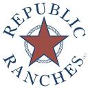 Republic Ranches logo icon