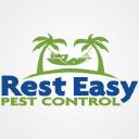 Rest Easy Pest Control logo