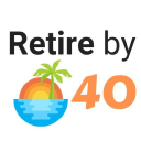 Retire By 40 logo icon