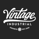 Vintage Industrial Furniture logo icon