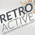 Retro Active Smoke Shop Logo