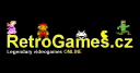 Retro Games logo icon