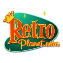 Retroplanet logo icon