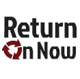 Return On Now logo icon