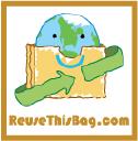 Reuse This Bag logo icon