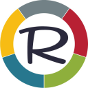 Revaluate logo icon