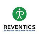 Reventics logo icon