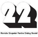 Revista 22 logo icon