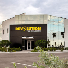 Aviation job opportunities with Revolution Technologies