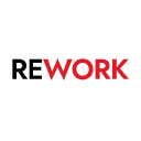 Rework Podcast logo icon