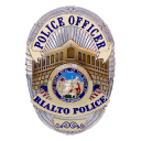Rialto Police Department Company Logo