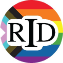 Registry Of Interpreters For The Deaf logo icon