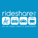 Rideshare logo icon