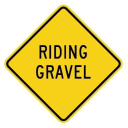 Riding Gravel logo icon