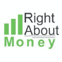 Right About Money logo icon