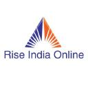 Rise India Online logo icon