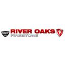 River Oaks Firestone logo